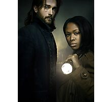 Ichabod and Abbie - Sleepy Hollow Photographic Print