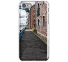 A walk around Town in Greenock, Scotland iPhone Case/Skin