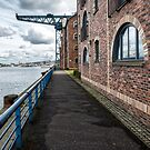 A walk around Town in Greenock, Scotland by Jeremy Lavender Photography