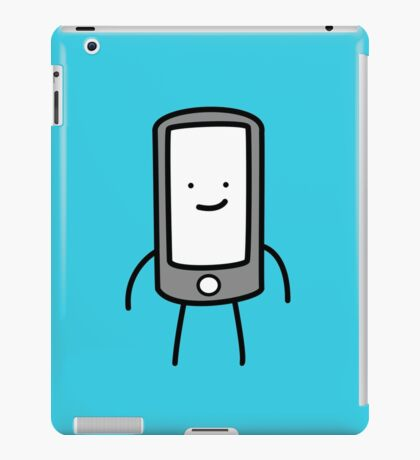 Mobile Man iPad Case/Skin