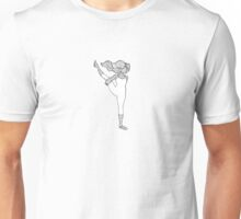 Yoga Girl - Bird of Paradise Unisex T-Shirt