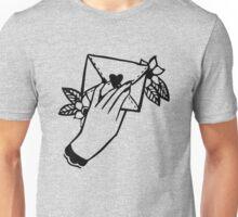 Letter Unisex T-Shirt