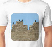 Wall Birds  Unisex T-Shirt