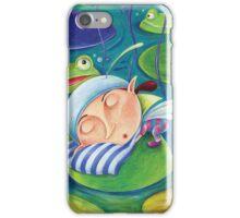 Waterlily elf iPhone Case/Skin