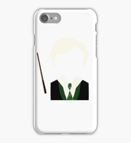 Draco Malfoy iPhone Case/Skin