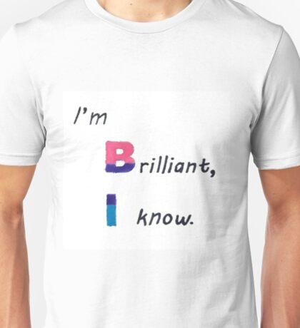 I'm BI Unisex T-Shirt