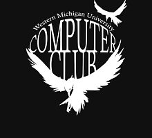 Computer Club Crow - White Classic T-Shirt