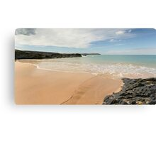 Trevone Bay,North Cornwall,UK Canvas Print