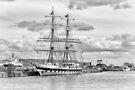 Port of Greenock, Scotland by Jeremy Lavender Photography
