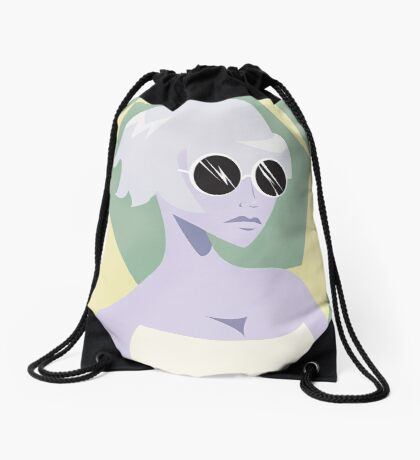 Summer Chill Drawstring Bag
