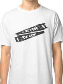 Keith Decent Saw Logo Classic T-Shirt