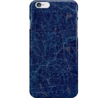 USGS TOPO Map Connecticut CT Gilead 331027 1892 62500 Inverted iPhone Case/Skin