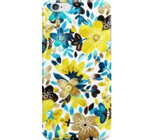 Happy Yellow Flower Collage iPhone Case/Skin
