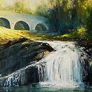 Sheen Falls by Roman Burgan