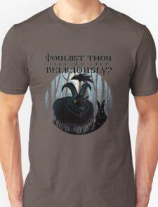 Evil Trio Unisex T-Shirt