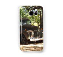 Vintage Truck Samsung Galaxy Case/Skin