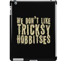 Tricksy Hobbitses iPad Case/Skin