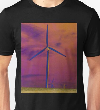 Turbine Time Unisex T-Shirt