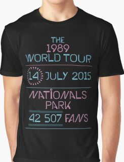 14th July - Nationals Park Graphic T-Shirt