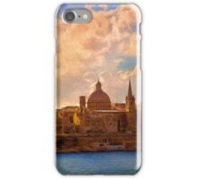 Artistic Valletta iPhone Case/Skin