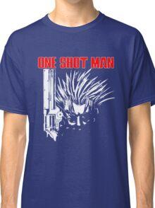 Trigun - One shot man Classic T-Shirt