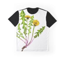 Dandelion flower. Graphic T-Shirt