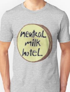 Neutral Milk Hotel Logo T-Shirt