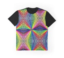 Psychedelic Abstract colourful work 187 Graphic T-Shirt