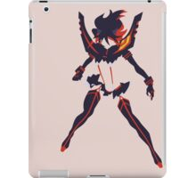 Minimalism Kill la kill  iPad Case/Skin