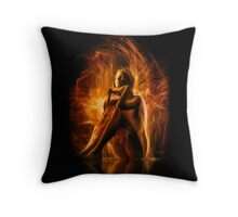 The Spirit Within Throw Pillow