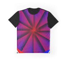 Endless Pinwheel Graphic T-Shirt