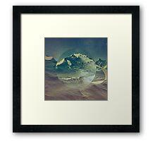 Mount Aeron Framed Print