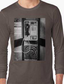Yesterday's Caller Long Sleeve T-Shirt