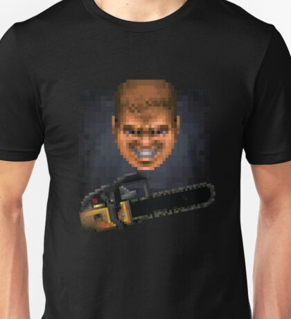 Doom Face 8 Unisex T-Shirt