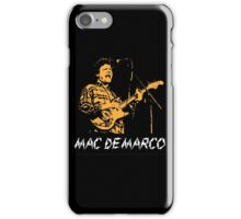 Mac Demarco Live  iPhone Case/Skin
