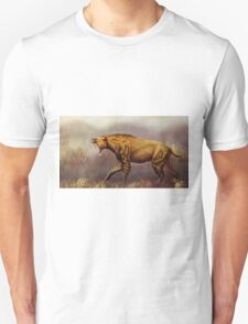 Smilodon Populator Restored Unisex T-Shirt
