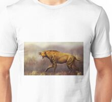 Smilodon Populator Restored Unisex T-Shirt