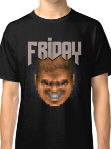Doom Face 8 Classic T-Shirt