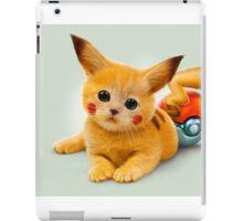 Pikachu Pop Art iPad Case/Skin