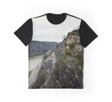 Bristol rocky cliff Graphic T-Shirt