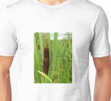 The bulrush. Unisex T-Shirt
