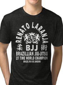 Renato Laranja Tri-blend T-Shirt