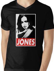 JESSICA JONES - Obey Design Mens V-Neck T-Shirt