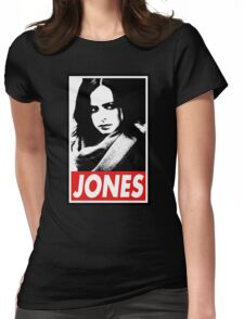 JESSICA JONES - Obey Design Womens Fitted T-Shirt