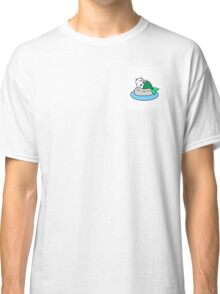 Tubbs the Mermaid Classic T-Shirt