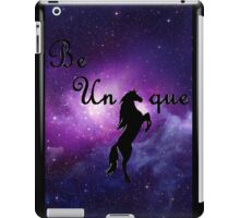 Be Uni(corn)que iPad Case/Skin