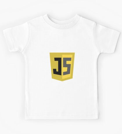 JavaScrip Logo Kids Tee
