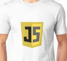 JavaScrip Logo Unisex T-Shirt