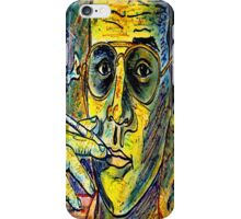 Turn Pro, Hunter S. Thompson tribute iPhone Case/Skin