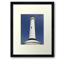 Point Arena Lighthouse Framed Print
